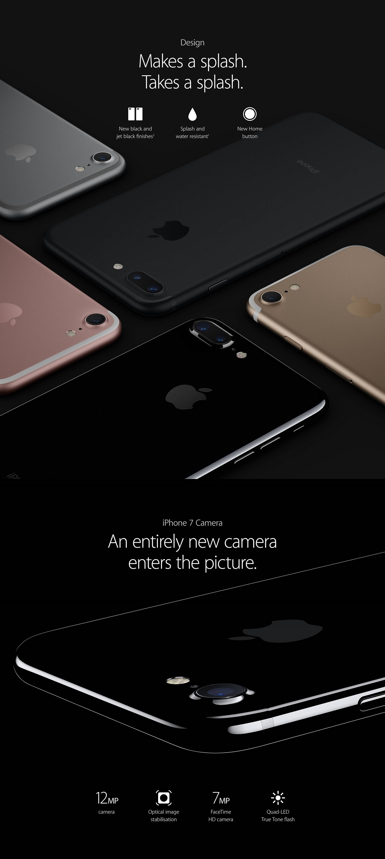 iphone 7 specificatii